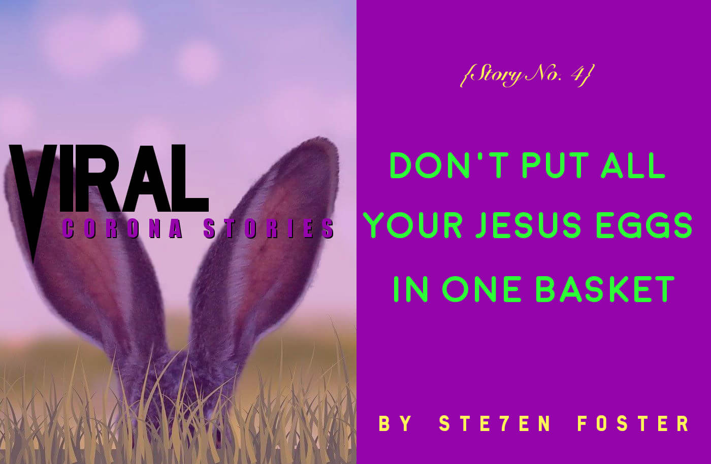 Viral/Don't Put All Your Jesus Eggs In One Basket